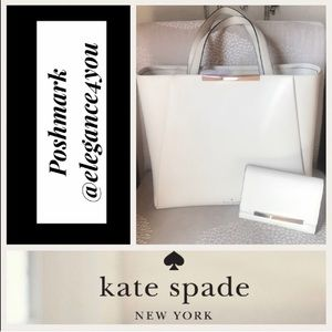 ✨KATE SPADE✨Authentic Tote & Wallet Set NEW!